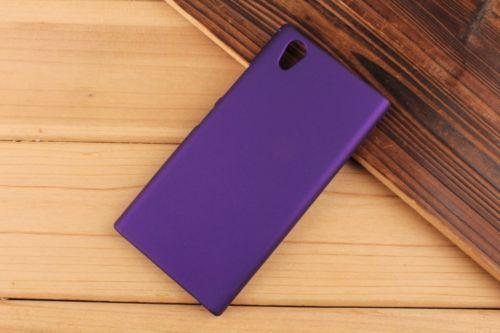 Pevné polykarbonátové pouzdro pro Lenovo P70 - fialové