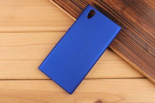 Pevné polykarbonátové pouzdro pro Lenovo P70 - modré tmavé
