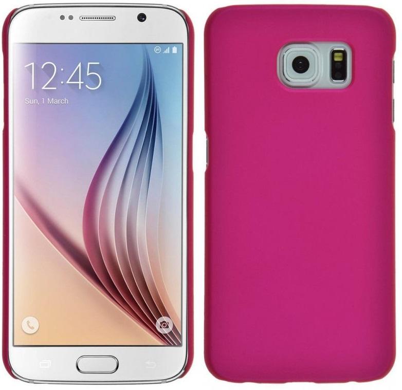 Pevné polykarbonátové pouzdro pro Samsung Galaxy S5 mini G800 - růžové