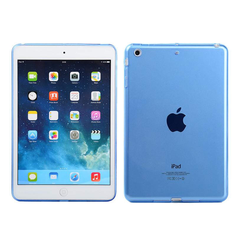 Silikonové ochranné pouzdro pro Apple iPad 2 - modré