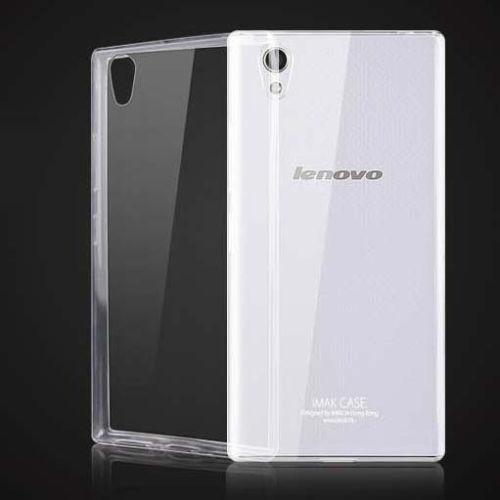 Ultratenké gelové čiré pouzdro pro Lenovo P70