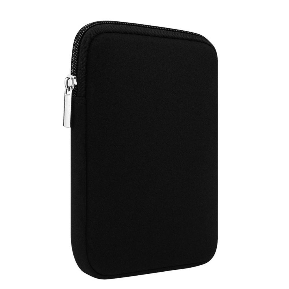 """Univerzální neoprenové pouzdro na tablet do velikosti 10"""" (Apple iPad 2017/2018, iPad Air 2 a další) - černé"""