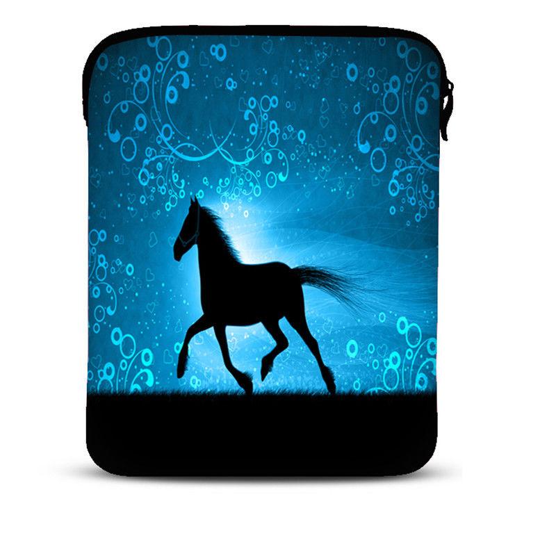"""Univerzální neoprenové pouzdro na tablet do velikosti 10"""" (Apple iPad 2017/2018, iPad Air 2 a další) - typ 007"""