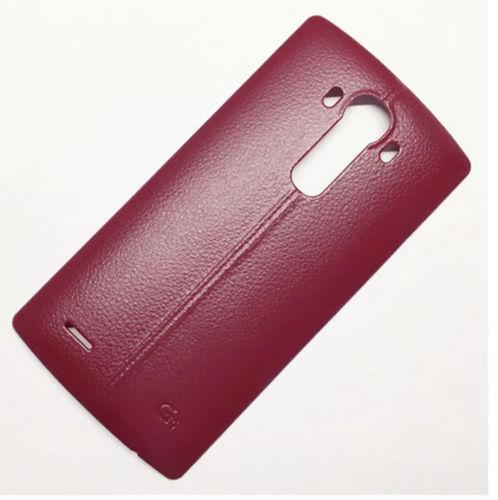 Zadní kryt baterie pro LG G4 H815 - červený (Red)
