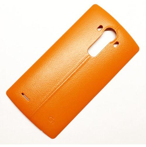 Zadní kryt baterie pro LG G4 H815 - oranžový (Orange)