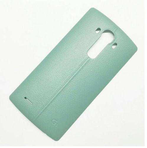 Zadní kryt baterie pro LG G4 H815 - tyrkysový