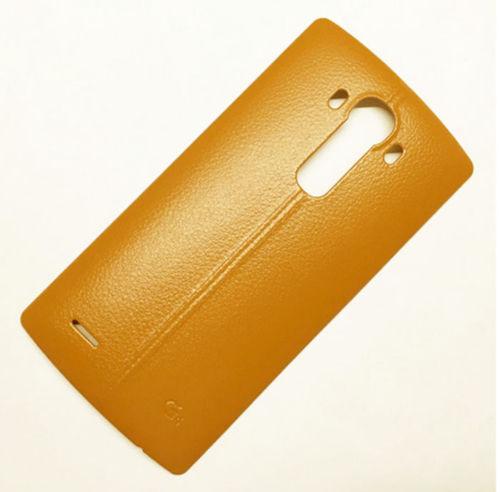 Zadní kryt baterie pro LG G4 H815 - zlatý (Gold)