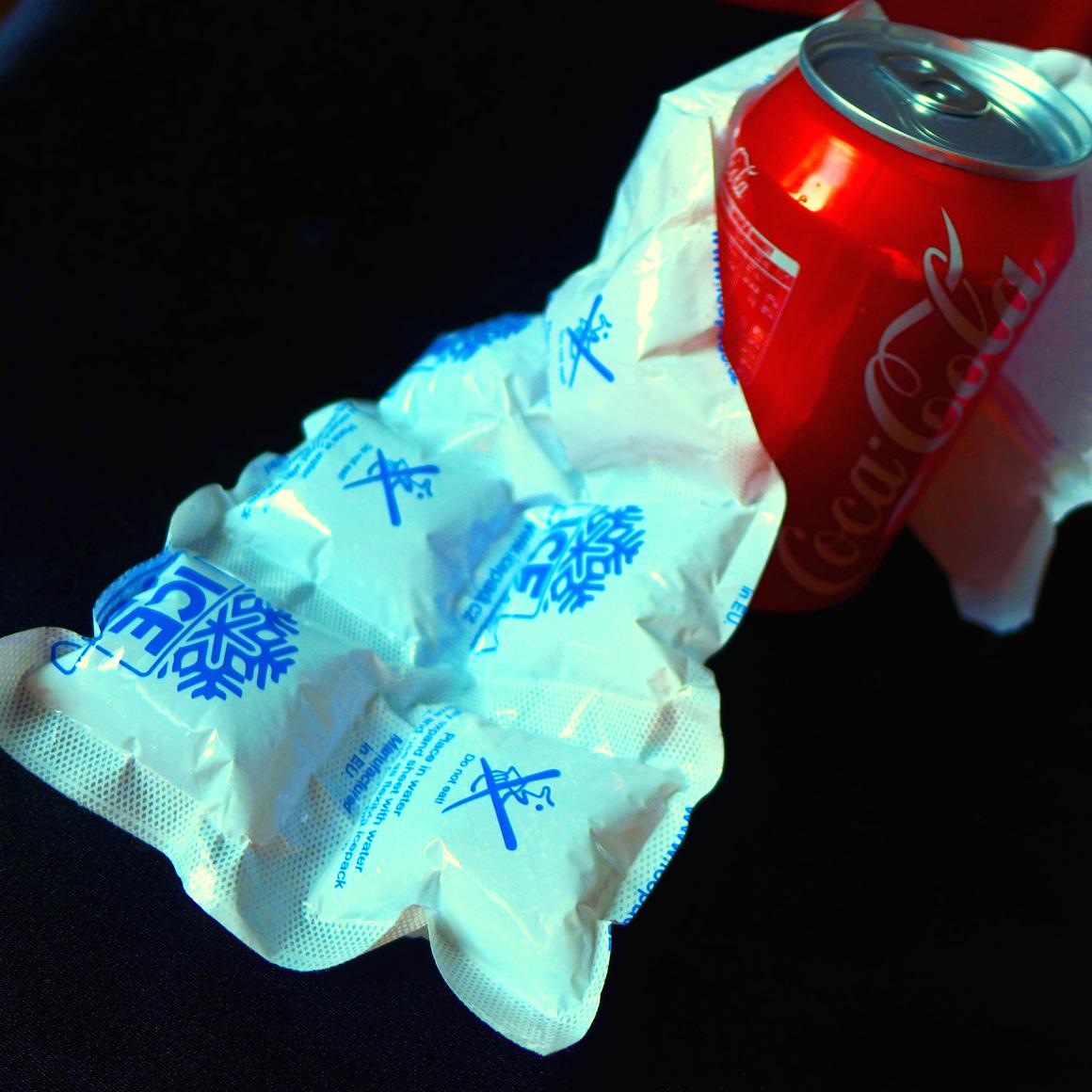 Icepads cola
