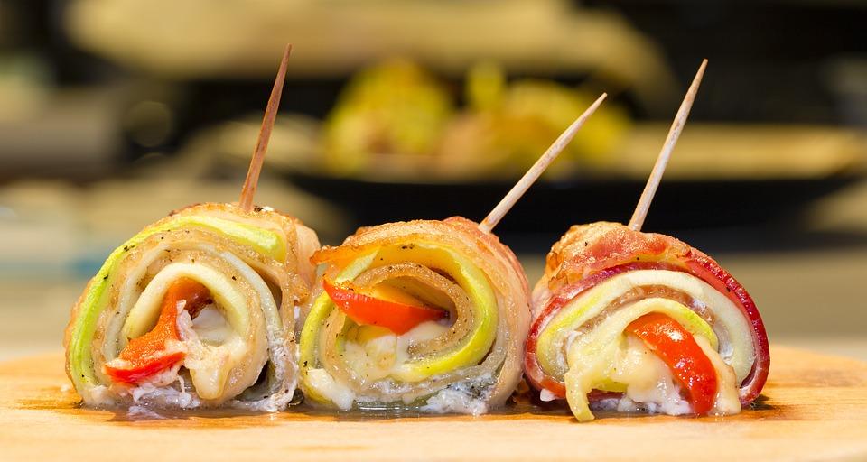 bacon-rolls-1344842_960_720