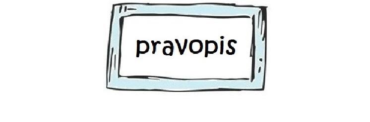Opakování pravopisu 1 - 9. třída