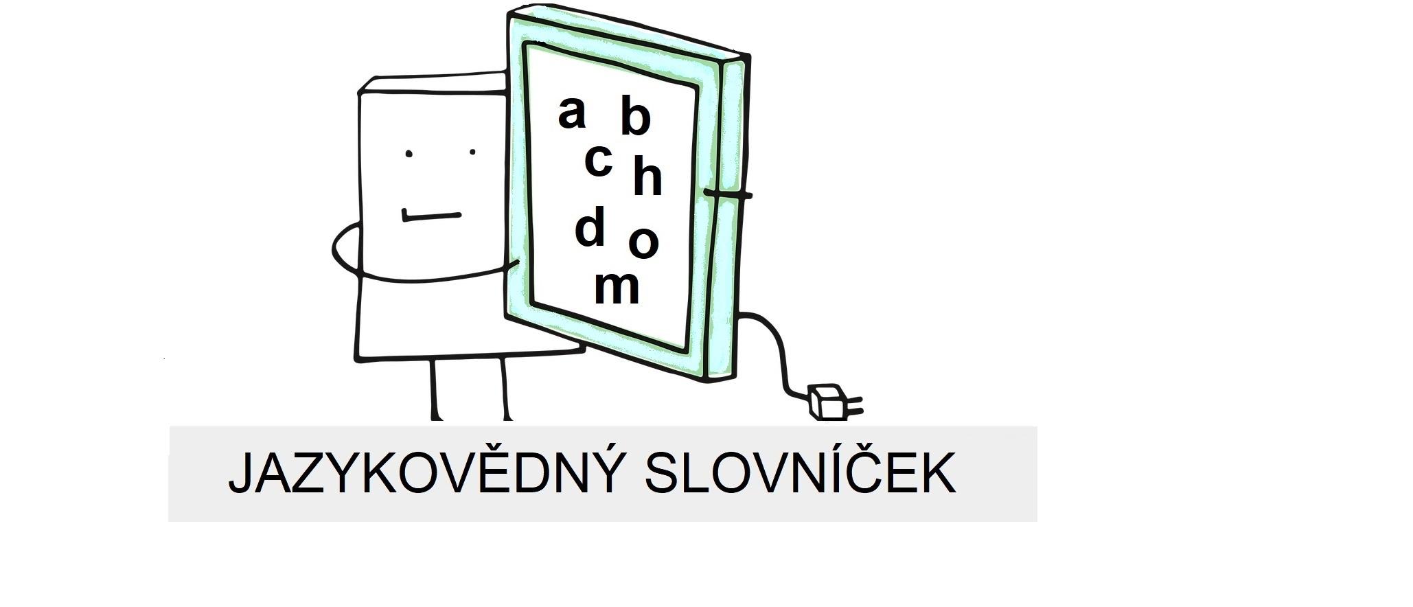 Jazykovědný slovníček