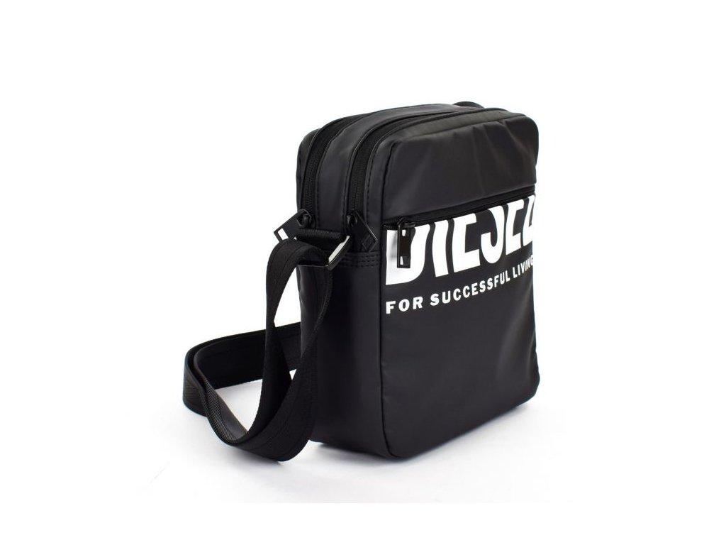 men s bag diesel f bold doublecross i x07501 black