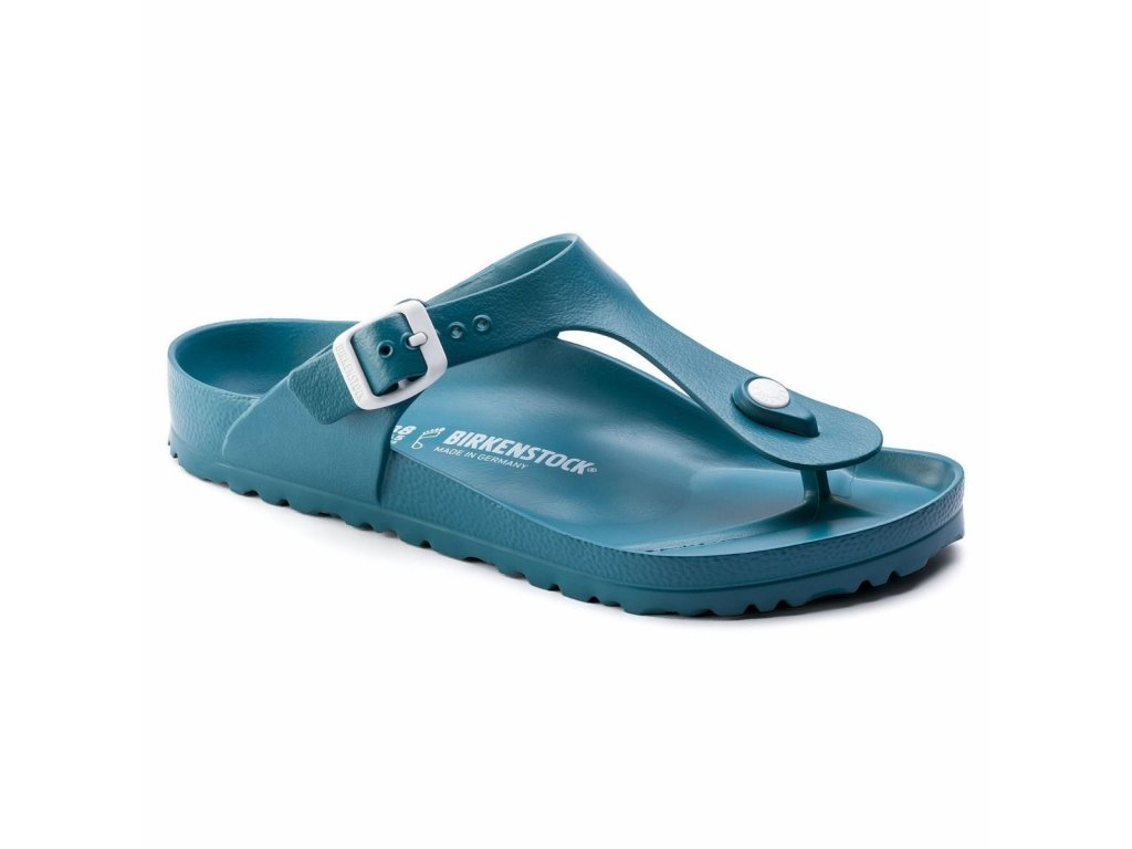 birkenstock gizeh eva turquoise 1013098