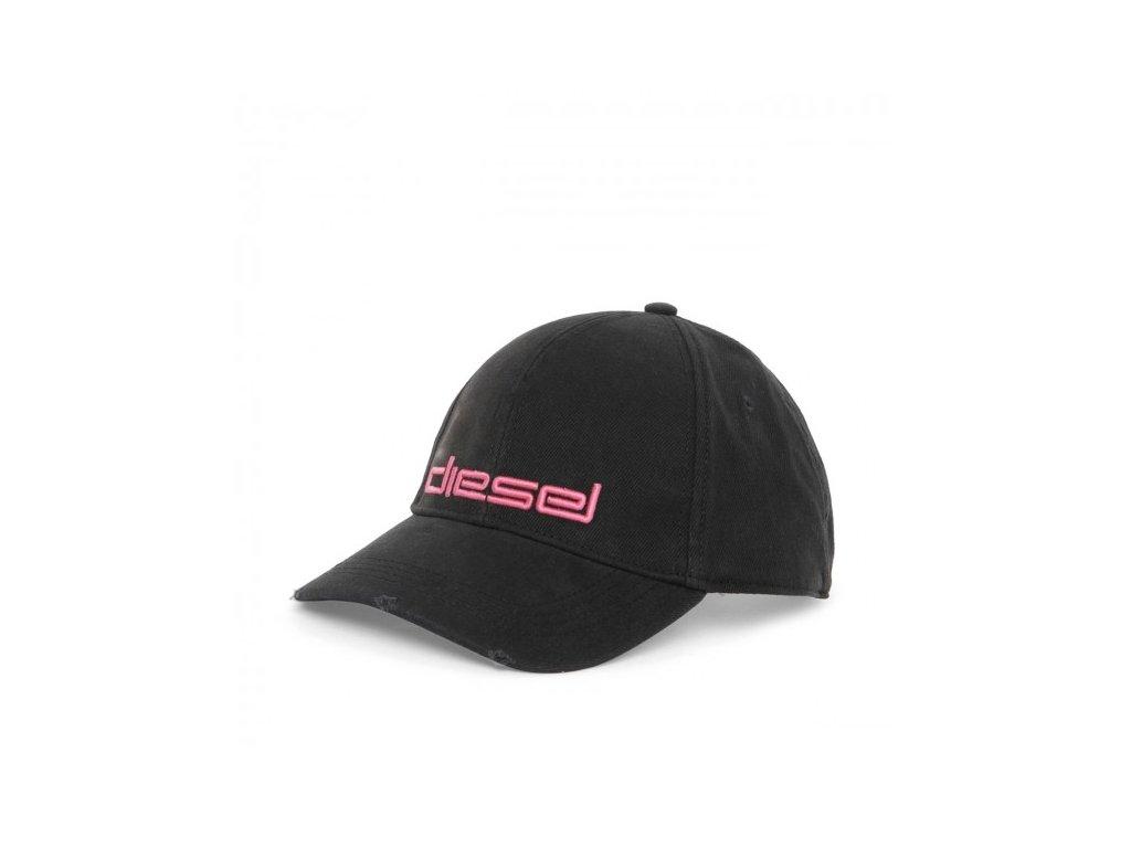 diesel decho cappello nero a025360qbbq 900