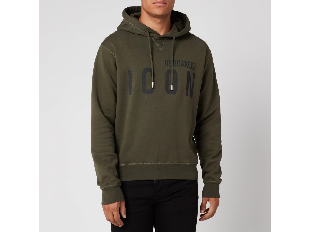 ICON HOODED SWEATSHIRT K