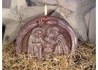 Vánoční vonné svíčky