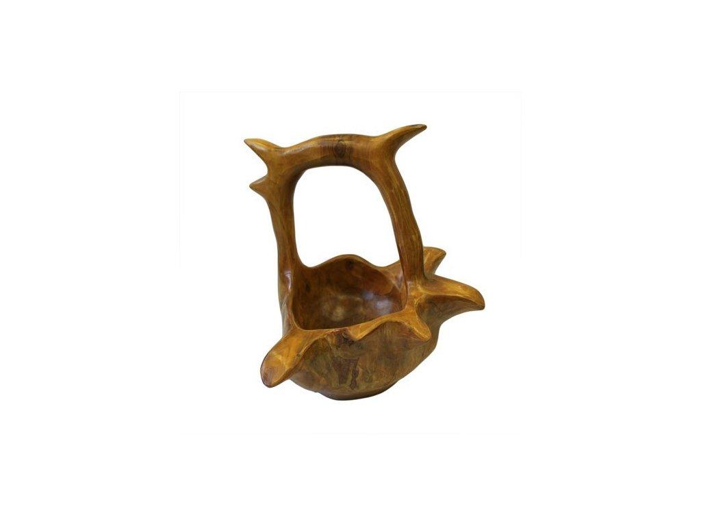 Košík s Bodlinami cca 18cm
