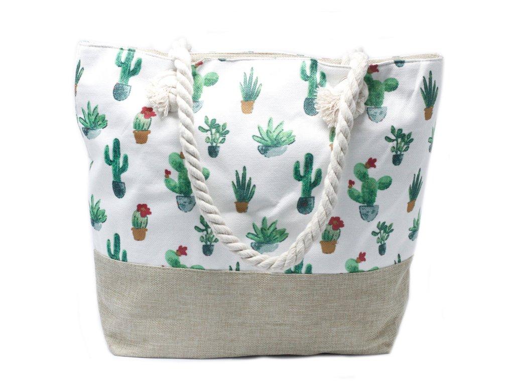 Plážová Taška Mini Kaktus