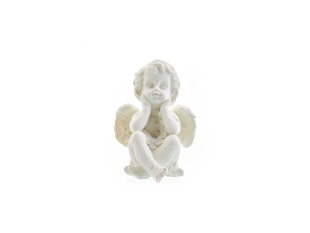 Sedící Anděl