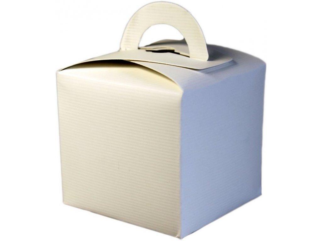 Malé Dárkové Krabičky Bílá