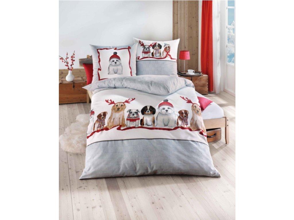 Povlečení Kaeppel FL Dogs 766 69