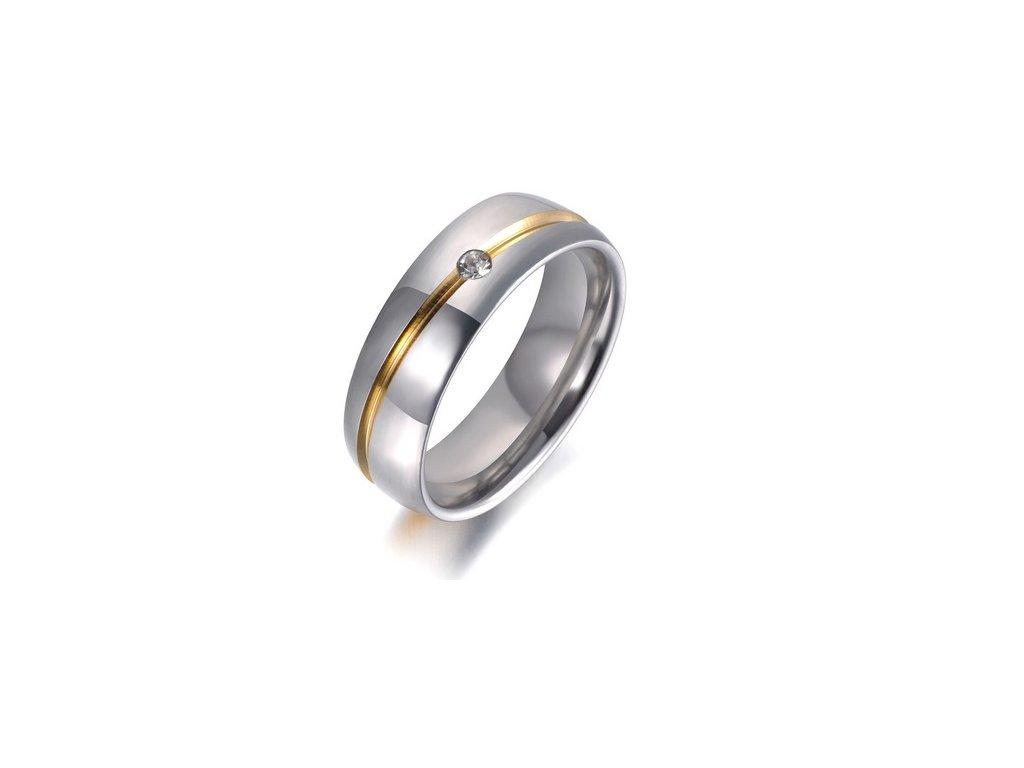 prsten s kaminkem
