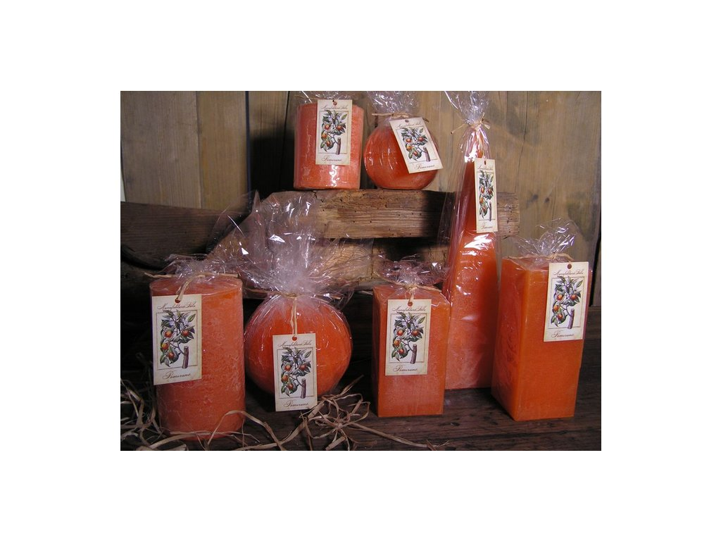 herbář pomeranč