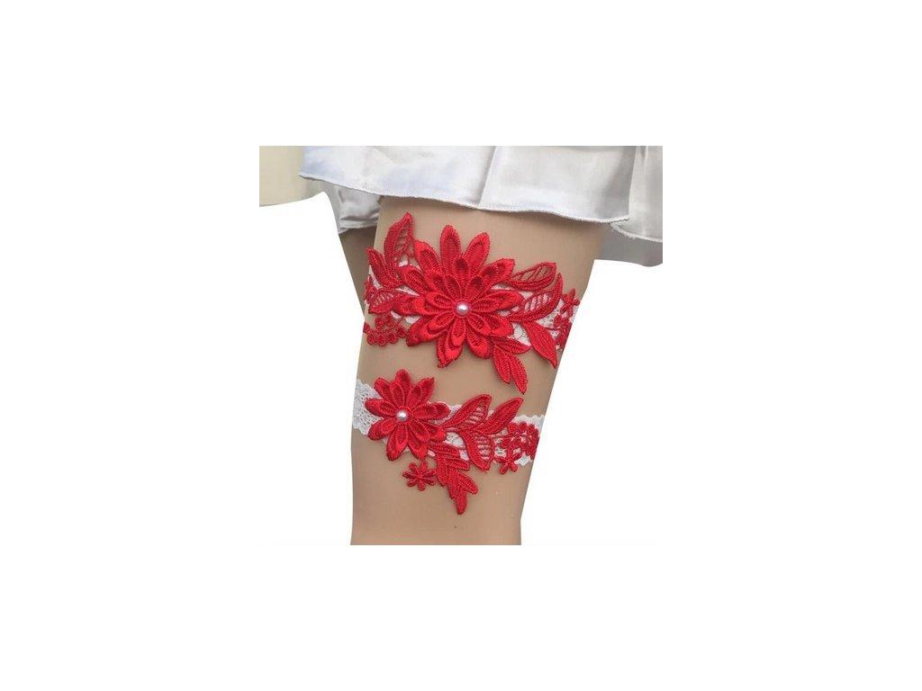 Kvetina červená