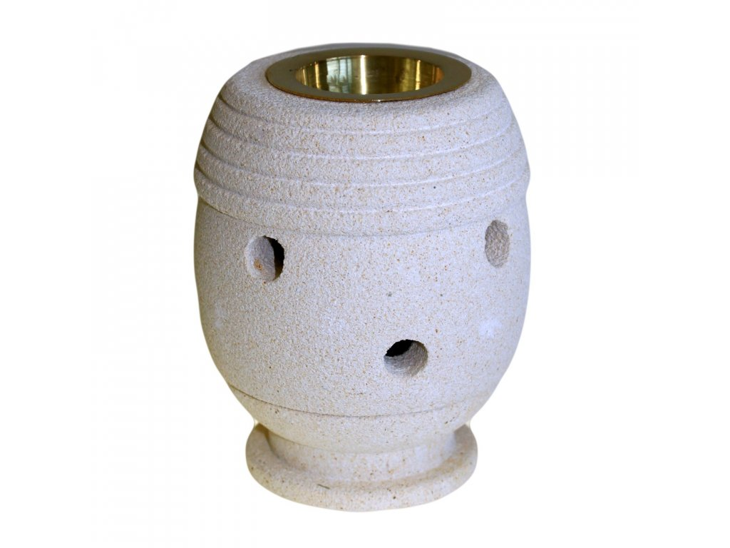 Kamenná Aroma Lampa Klasická
