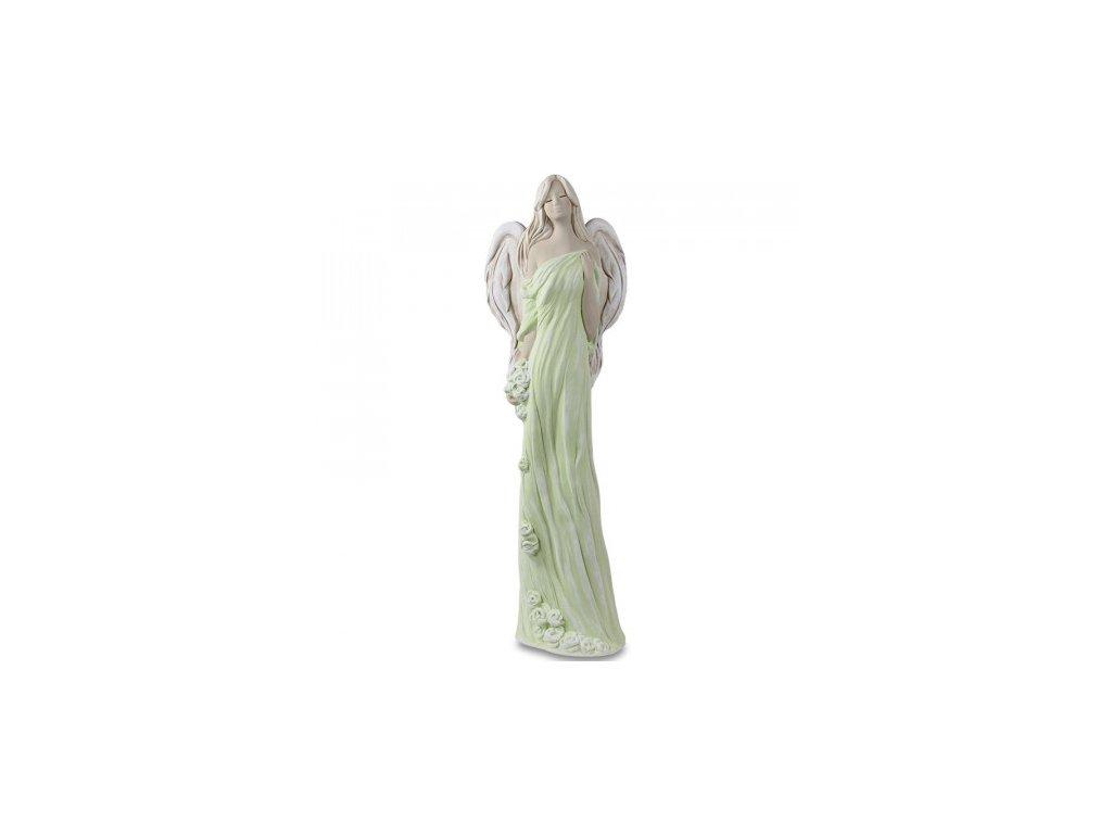 Anděl Roza zelená