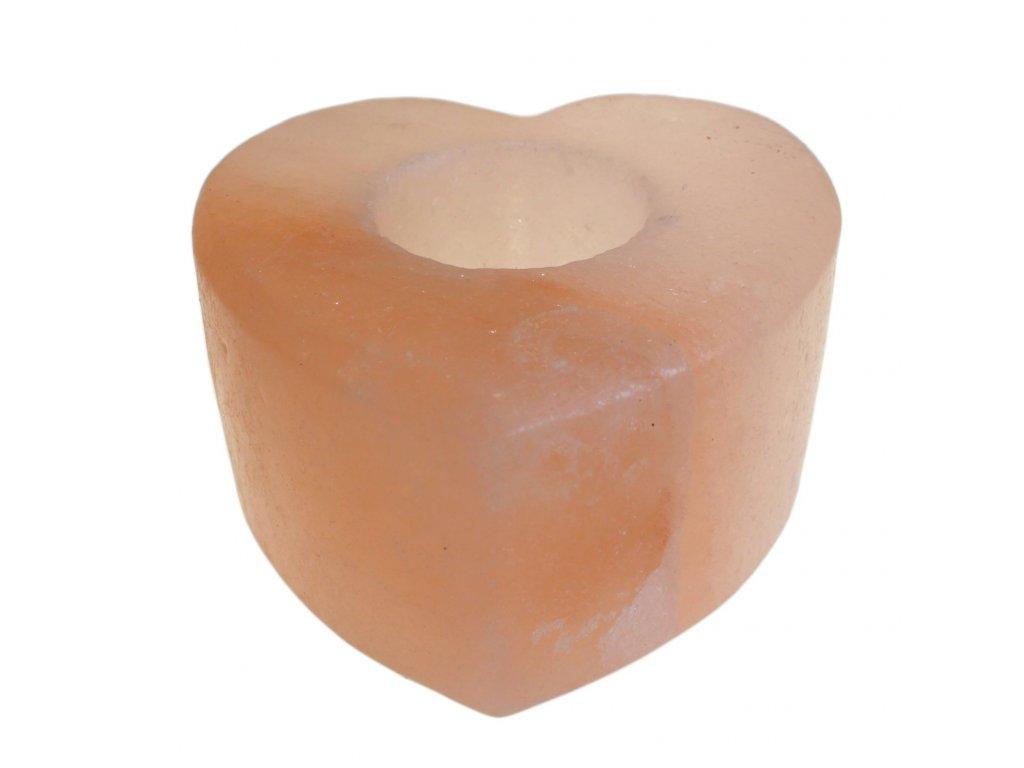 Solný Svícen Srdce (střední) 2
