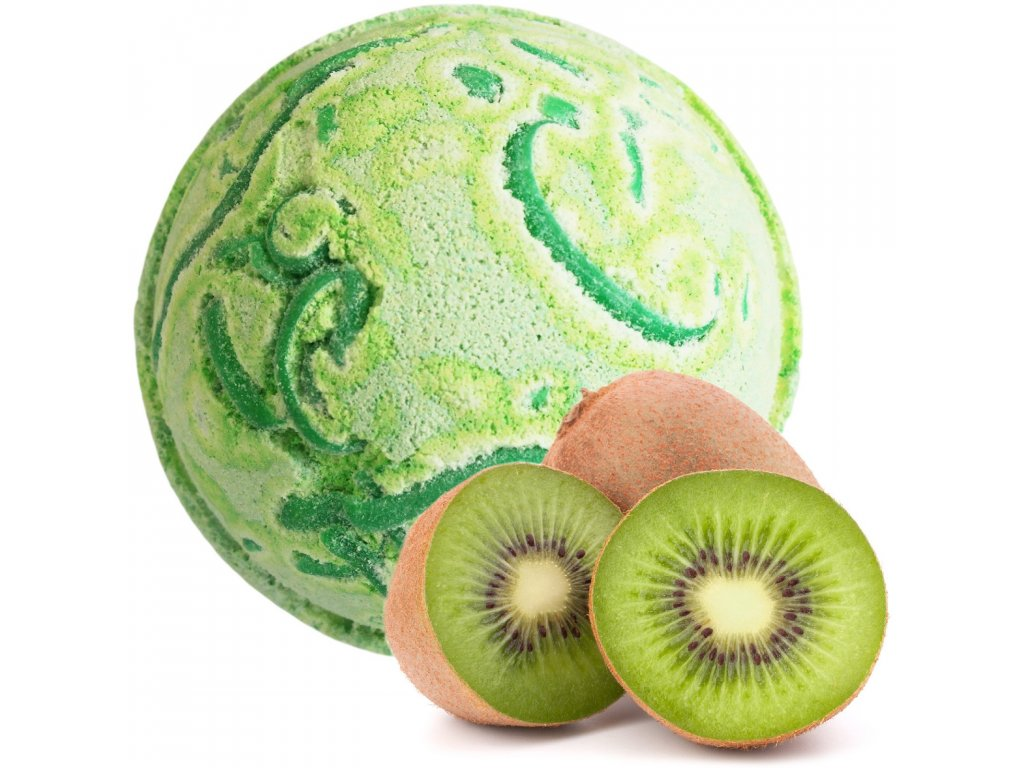 Šumivé Bomby Tropický Ráj 180 g kiwi