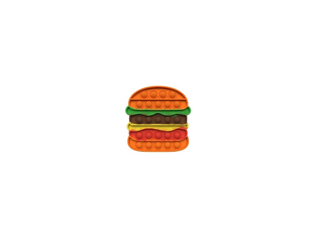 Popit Hamburger