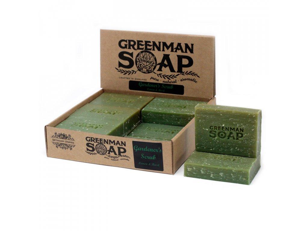 Greenman Mýdlo 100 g Zahradnická Očista