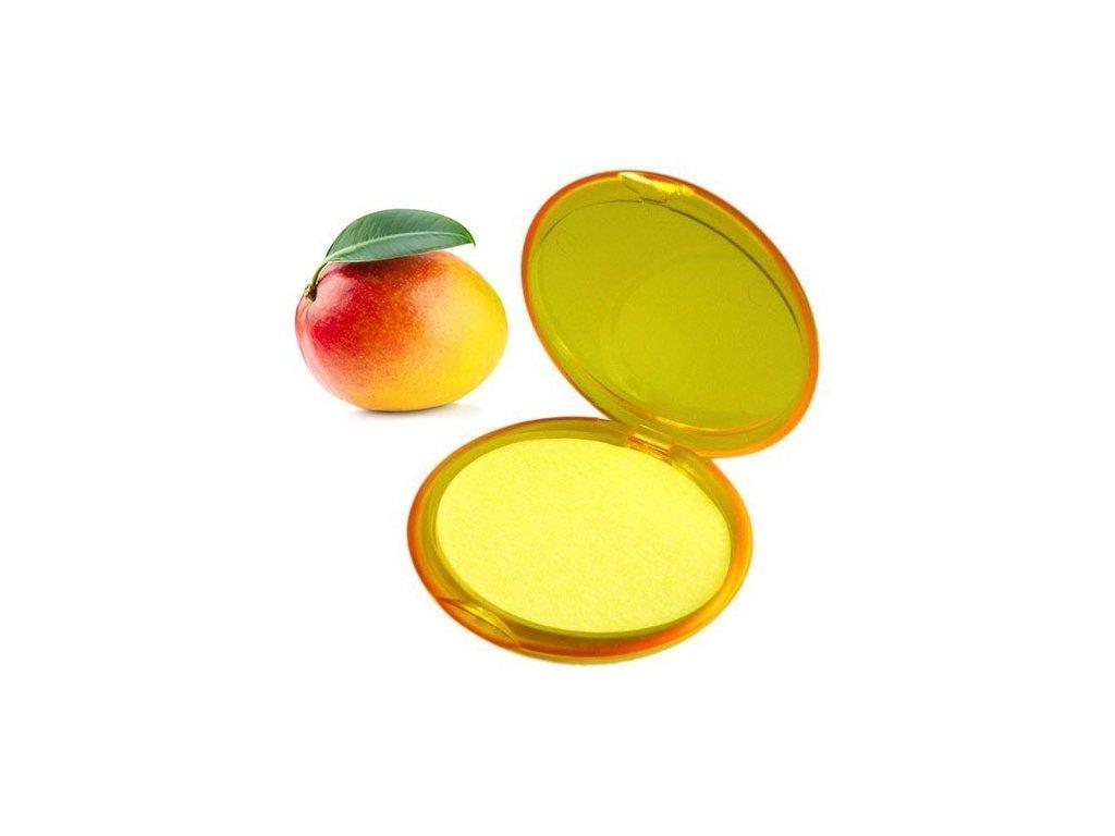 Papírová mýdla Mango