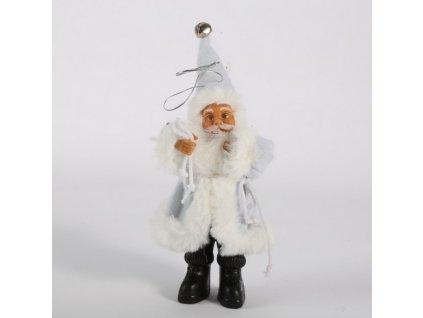 Santa bílý