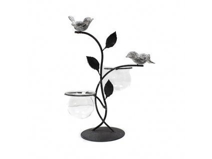 Hydroponický Dekorační Květináč Ptáci