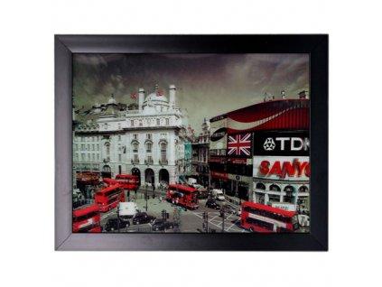3D Obraz 34x44 cm Výlet Londýnem