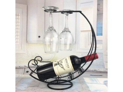 stojan na vino 1