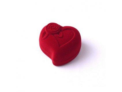 Krabička srdce
