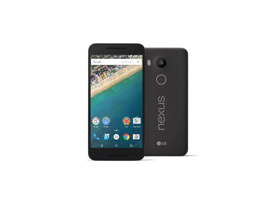 LG Nexus 5X H791 32GB (Barva Černá)