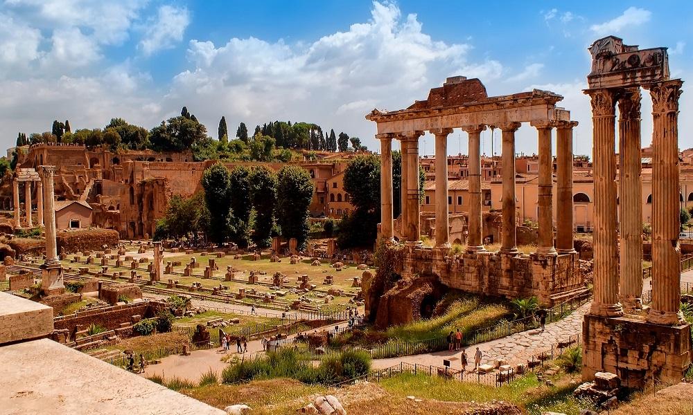 Starověký Řím - 1. ročník SŠ