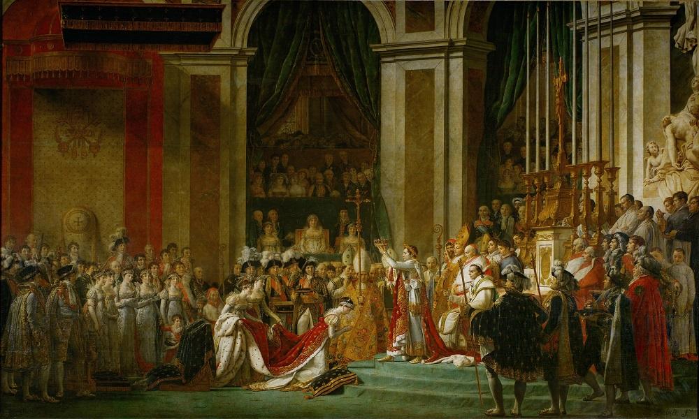 Napoleon - 3. ročník SŠ