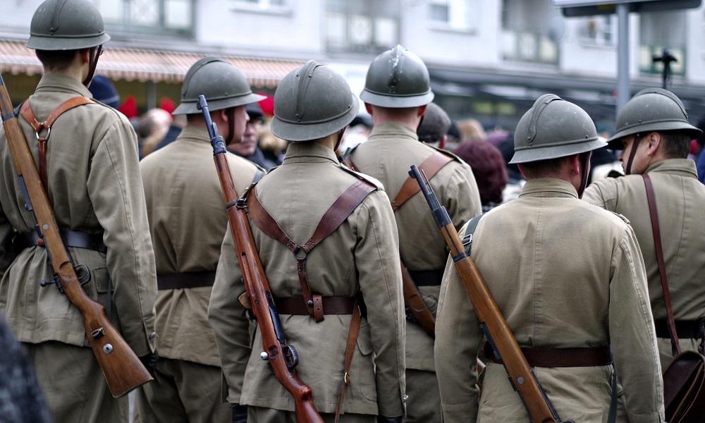 První světová válka - 4. ročník SŠ
