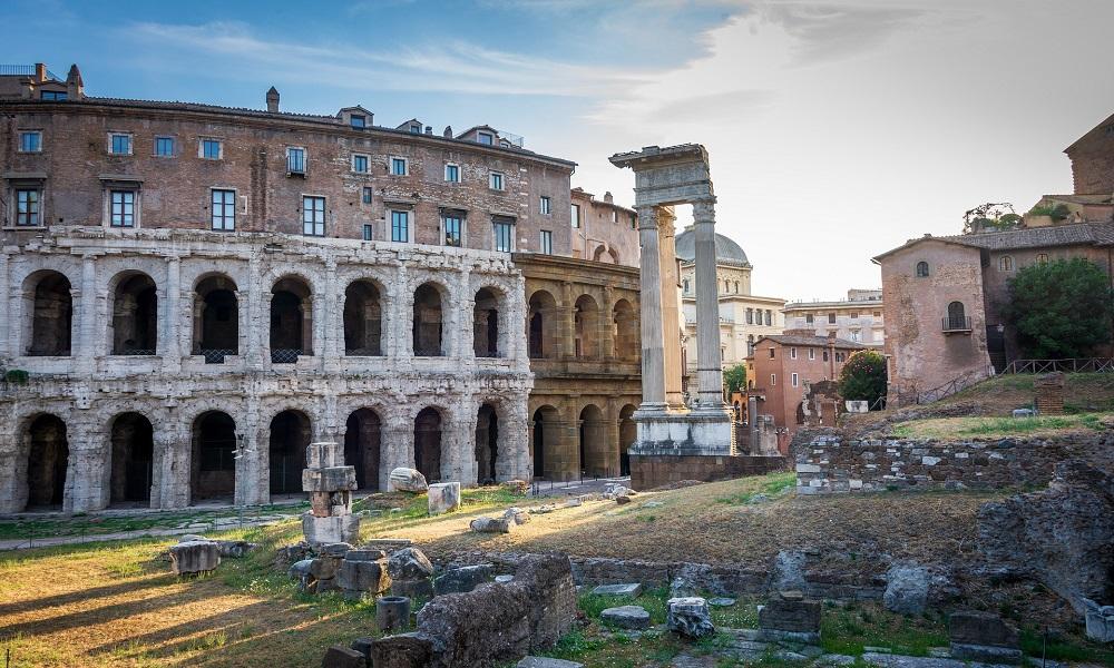 Starověký Řím 2 - 6. třída ZŠ