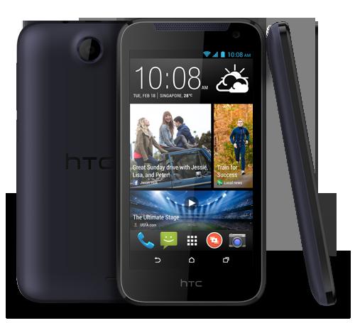Rýchly servis mobilov HTC Desire 310