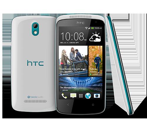 Rýchly servis mobilov HTC Desire 500