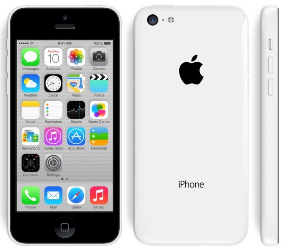 Náhradné diely pre iPhone 5C