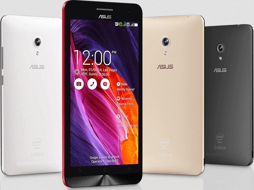 Rýchly servis mobilov Asus Zenfone