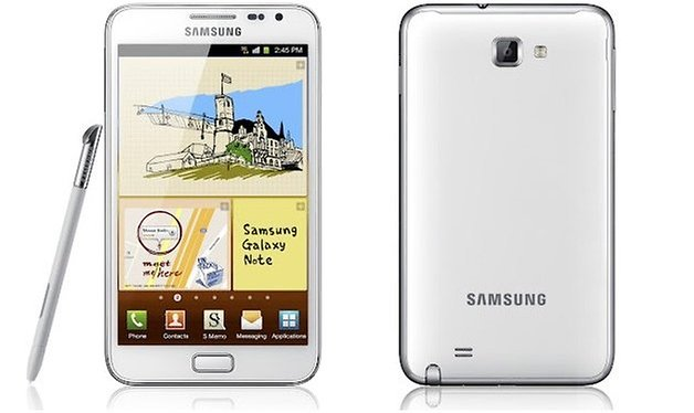 Rýchly servis mobilov Samsung Galaxy Note